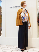 〈TOMORROWLAND〉Spontaneous Layering style