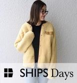 【SHIPS Days】 ●2018SS~FW  新作アイテム続々登場●