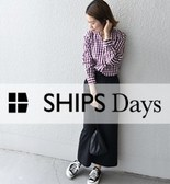 【SHIPS Days】 ●秋物  新作アイテム続々登場●