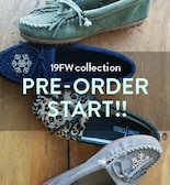 19FW Collection PRE-ORDER START!!