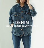 【2020SS】DENIM COLLECTION