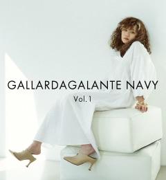 【予約】「GALLARDAGALANTE NAVY」21SS新作予約会スタート!