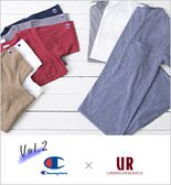 [UR]Champion×URBAN RESEARCH予約会