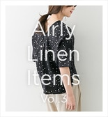 【DOORS】Airly linen items Vol.3