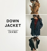 【DOORS】DOWN JACKET
