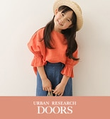 【DOORS】Candy Sleeve Pullover for KIDS