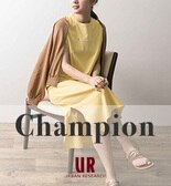 [UR]Champion×URBAN RESEARCH 予約会