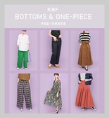 【KBF秋冬】PUSH BOTTOMS and more! PRE-ORDER