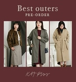 【KBF秋冬】Best outers PRE-ORDER