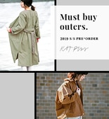 【KBF春夏】KBF+ Must buy outers. PRE-ORDER