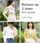 【KBF春夏】KBF+ Balance up 3 items PRE-ORDER