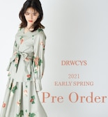 【DRWCYS】2021 EARLY SPRING PRE-ORDER