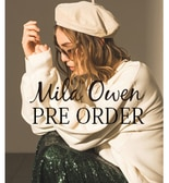 Mila Owen 2018 AUTUMN WINTER 1ST COLLECTION PRE ORDER