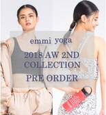 【emmi yoga】2018 AW 2ND COLLECTION PRE ORDER