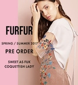 【PRE ODER】2017SS ~SWEET AS FUK COQUETTISH LADY~