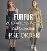 FURFUR 2018 Autumn Winter 2nd Collection PRE ORDER