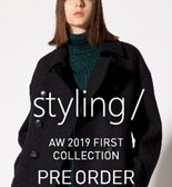 AW 2019 FIRST COLLECTION PRE ORDER