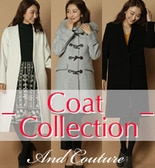 【先行予約】2017AW Coat Collection