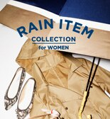 RAIN ITEM COLLECTION for WOMEN