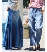 IENA×woadblue DENIM!!