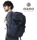◆nano・universe BAG COLLECTION◆
