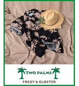 【PICK UP】TWO PALMS(トゥーパームス)Hawaiian shirts