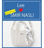 【New Arrival】Lee×SMIR NASLIトートバッグ