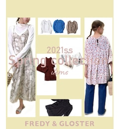 【fredy】2021ss Spring collection!