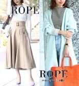 【ROPE】18SS NEW ARRIVAL~春の新作をご紹介!