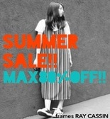 【SUMMER SALE】MAX80%OFF!!