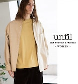 【unfil】19AW COLLECTION -MEN-