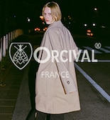 【ORCIVAL】2019 WINTER COLLECTION