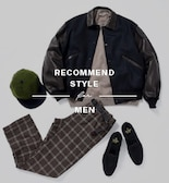 【Bshop】RECOMMEND STYLE for MEN