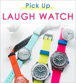 ◆Pick Up◆LAUGH WATCH