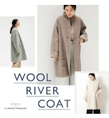 WOOL RIVER COAT