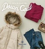 【Sonny Label】DOWN COLLECTION