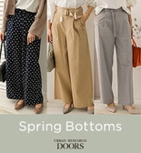 【DOORS】Spring Bottoms