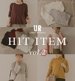 【URBAN RESEARCH】HIT ITEM vol.2~ニット編~