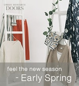 【DOORS】feel the new season - Early Spring