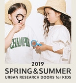 【DOORS】2019 Early Summer RECOMMEND STYLE for KIDS