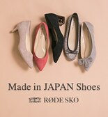 【RODE SKO】Made in JAPAN Shoes