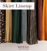 【ROSSO】Skirt Lineup