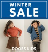 【DOORS】KIDS WINTER SALE