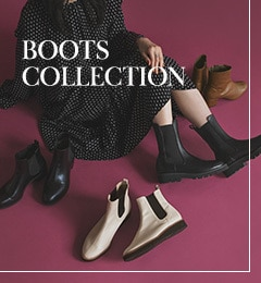 BOOTS COLLECTION RODE SKO 2021A/W
