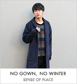 NO GOWN, NO WINTER