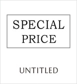 【UNTITLED】SPECIAL PRICE!