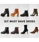 【SLY】MUST HAVE SHOES
