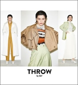 「SLY」から誕生した、ニューライン「THROW by SLY」