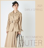 【DRWCYS】2021 EARLY SPRING RECOMMEND -OUTER-