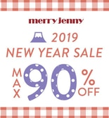 ≪merry jenny≫SALE!MAX90%OFF!!